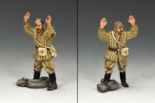 KING & COUNTRY FALL OF BERLIN RA023 RUSSIAN INFANTRY SURRENDERING MIB