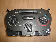 Peugeot 206 Model year 98-03 10689-01 Control Panel Heating BEHR