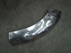R Rear Fender Gravel Shield 1953 1954 Chevrolet 210 Bel Air Quarter Panel Trim