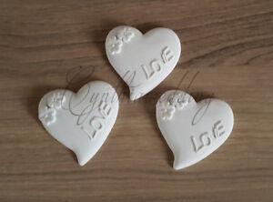 50 Gessetti Profumati Cuore Love Segnaposto Bomboniera Matrimonio Promessa