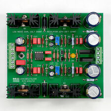 DIY KIT for Low Noise Dual-Volt Shunt Regulator with Soft Start P/N 63117.A