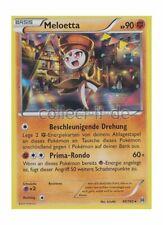 Pokemon XY Turbostart 85/162 Meloetta Deutsch