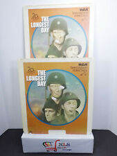 The Longest Day CED VideoDisc