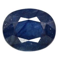 TOP SAPPHIRE : 6,26 Ct Natürlicher Blau Saphir aus Madagaskar