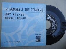 B. BUMBLE & THE STINGERS SP 45t NUT ROCKER BUMBLE BOOGIE  BELGIUM