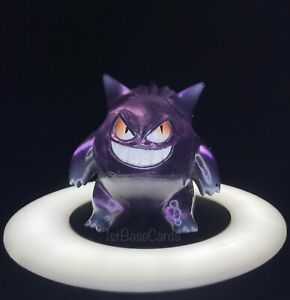 Gengar - Vintage Pokemon Action Figure Toy TOMY Collectibles Pocket Monsters