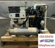 6kw Cummins Onan Marine Diesel Generator 6mdkub Sn F920473950