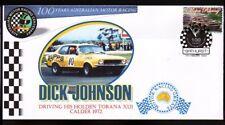 DICK JOHNSON AUSTRALIAN RACING GREATS COV, TORANA XU1