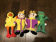 Princes And Animals MSR Imports Puppet Set Of 4