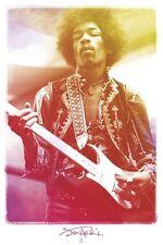 Jimi Hendrix - Brand New Licensed Maxi Poster 91.5 x 61cm - Legendary