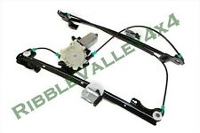 LAND ROVER FREELANDER FRONT RH O/S DRIVERS WINDOW REGULATOR & MOTOR LR006371 NEW