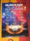 BLISS N ESO - 2014 AUS TOUR - CIRCUS UNDER THE STARS PROMO TOUR POSTER