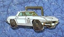 1966 Chevrolet Corvette Chevy Vette Car Watch Fob