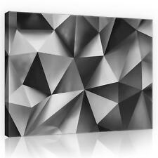 Wandbild  Leinwandbild Kunstdruck 10162_PP-1 Canvas Picture Print Geometrie 3D