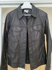 Helmut Lang leather jacket Size Small