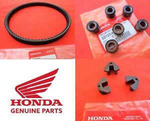 Honda PCX125 Drive Belt / Rollers / Sliders 2015 2016 2017 2018 ****UK STOCK****