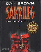 Sakrileg - The Da Vinci Code * Dan Brown * Illustrierte Ausgabe gebunden * Lübbe
