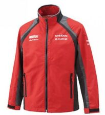 NISSAN NISMO Team color Jacket Red New free shipping 100% polyester from JAPAN