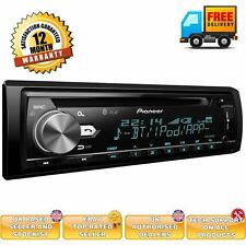 PIONEER DEH-X5900BT Pioneer Bluetooth car stereo with USB/AUX input iPod Android