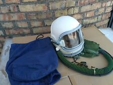 USSR mig AEROFORCE SPACE high altitude helmet GSH-6A pressure Size 1b