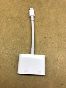 Apple Lightning auf HDMI A1438