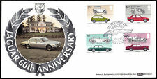 Elizabeth II (1952-Now) Cars Great Britain First Day Covers