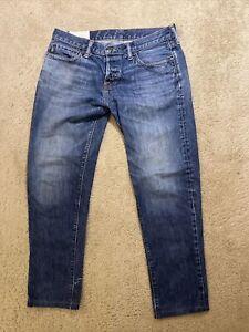 A&F Abercrombie & Fitch taper Denim Men's Size 32 x 28