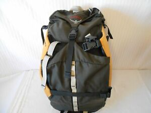 OSPREY-Eclipse 42 hikers backpack(M) yellow