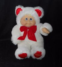 VINTAGE 1998 SPECIAL FRIENDS KUDDLE LOVE KIDS DOLL RED STUFFED ANIMAL PLUSH TOY