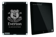 IPad 2 o 3 Skin Sticker Everton Football Club Ufficiale Toffees Merchandise NUOVO
