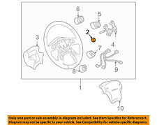 GM OEM-Steering Wheel Nut 11609658