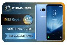 INSTANT Remote IMEI Repair Samsung Galaxy S8/S8+