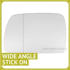 Left hand Passenger side for BMW x3 e83 03-09 Wide angle wing mirror glass