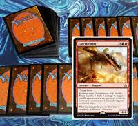 mtg RED HASTE DECK Magic the Gathering rares 60 cards glorybringer KAL