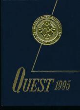 Bloomfield HIlls  MI Brother Rice High School yearbook 1995 Michigan