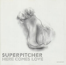 Superpitcher - Here Comes Love CD Electronic House
