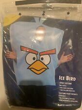 New Angry Birds Space Ice Bomb Bird Adult Costume