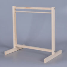 Puppe Holz Kleiderständer Möbel Zubehör Dekoration DIY Handarbeit Spielzeug Neu