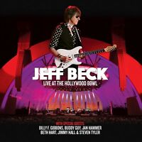 JEFF BECK - LIVE AT THE HOLLYWOOD BOWL (DVD+2CD)  2 DVD+CD NEW+