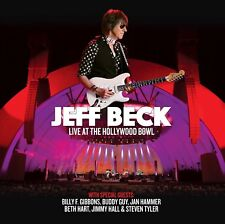 JEFF BECK - LIVE AT THE HOLLYWOOD BOWL (DVD+2CD)  2 DVD+CD NEU