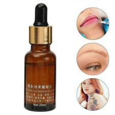 20ML Makeup Permanent Eyebrow Tattoo Pigment Anesthetic Numbing_Supplies NE G0A4