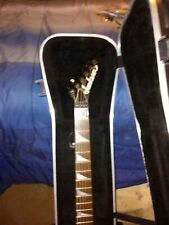 Jackson rr5 with factory Floyd Rose. Locking tuners and pro floyd lock. Awesome.