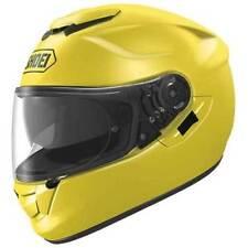 Caschi giallo Shoei moto per la guida di veicoli