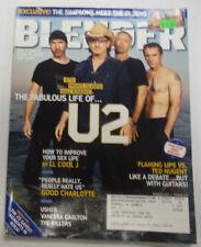 Blender Magazine U2 & LL Cool J November 2004 070815R