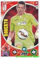 199 ROBERTO ESPANA GRANADA.CF CARD ADRENALYN 2015 PANINI
