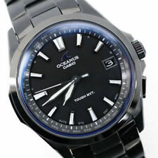 CASIO OCEANUS Radio Waves Solor OCW-S100B-1AJF   Men's Watch New in Box