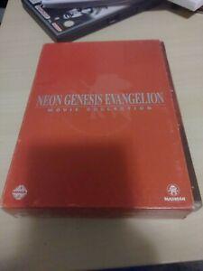 Neon Genesis Evangelion Movie Collection (DVD, 2003, 2-Disc Set)