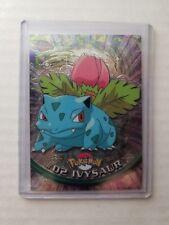Topps Chrome Pokemon Ivysaur #02 Card