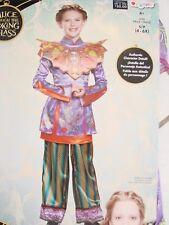 Disney Alice through the Looking Glass Deluxe Child Costume S/P 4-6X