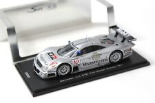1:43 Spark Mercedes CLK GTR #10 Winner disparaitra 1997 NEW chez Premium-modelcars